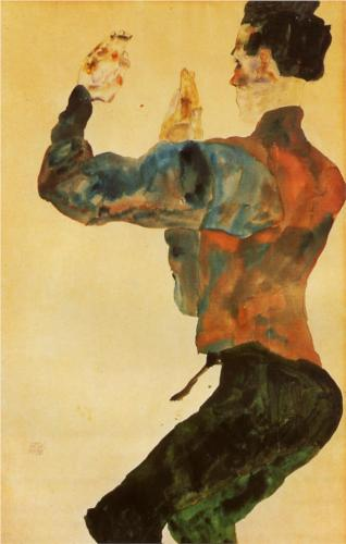 egon-schiele-self-portrait-with-raised-arms-back-view-1912