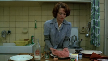 Chantal Akerman Jeanne Dielman