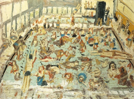 Leon Kossoff - Children's swimming pool 11 o'clock saturday morning august 1969